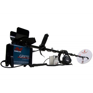 Image of Minelab GPX 5000 Metal Detector