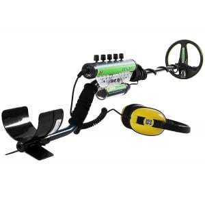 "Image of Minelab Excalibur II Metal Detector with 10"" Search Coil"