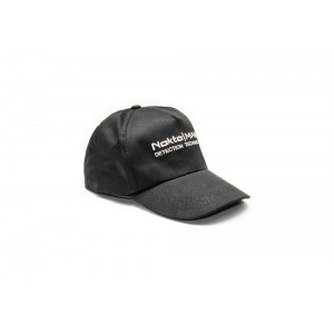 Image of Nokta Makro Embroidered Cap - Black