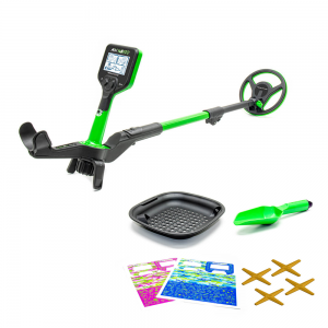 Nokta Makro Mini Hoard Metal Detector with Cool Kit