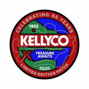 Image of Kellyco 65th Anniversary Commemorative Patch