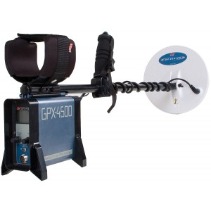 Image of Minelab GPX 4500 Metal Detector