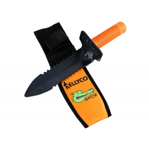 Image of Razor Edge Gator Digger with Sheath
