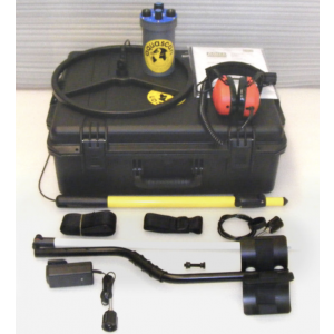 "Image of Aquascan Aquapulse AQ1B Metal Detector Commercial Kit with 15"" Submersible Coil"