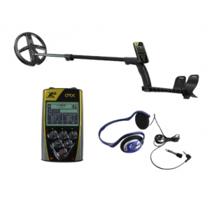 """Image of XP ORX Metal Detector - 22.5cm Coil (9"""") HF Coil & RC"""