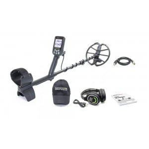 Image of Nokta Makro Simplex+ Metal Detector with Wireless Headphones