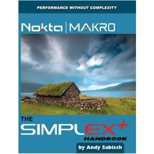 Image of The Nokta Makro Simplex Metal Detector Hand Book by Andy Sabisch