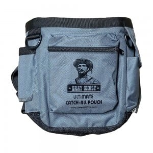 DetectorPro Gray Ghost Ultimate Catch-All Pouch