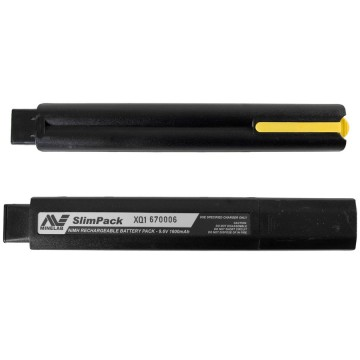 Minelab NiMH 1600mah 9.6V  Battery Pack (E-Series) 03110028 Image 1