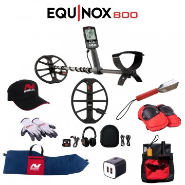 Minelab Equinox 800 Bundle