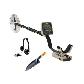White's GoldMaster 24K Metal Detector with Accessories
