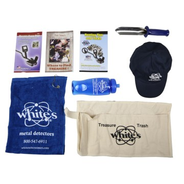White's Treasure Hunting Kit 8028071 Image 1