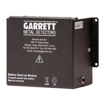 Garrett Extended Battery Backup Module for PD 6500i 2234700 Image 1