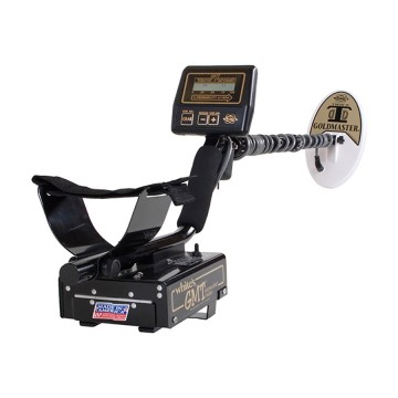 White's GMT Metal Detector shown in full view from Kellyco Metal Detectors