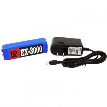 RNB Innovations Lithium Polymer Battery with Charger (Excalibur II)