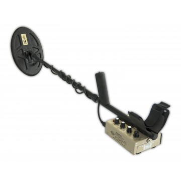 White's TDI Hi-Q Metal Detector in full length