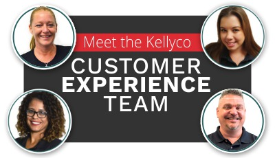 Meet Kellyco's Customer Experience Team