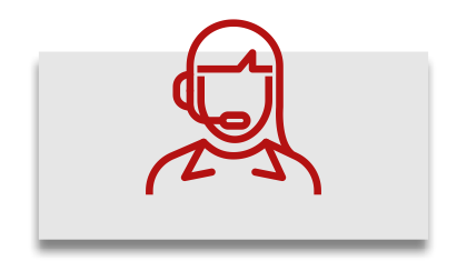 Dedicated Customer Experience team icon