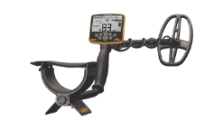 Garrett ACE Apex Metal Detector from Kellyco Metal Detectors on a white background