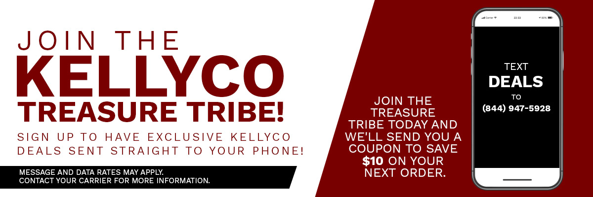 Join the Kellyco Treasure Tribe