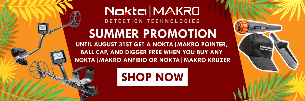 Nokta Makro Summer Promotion