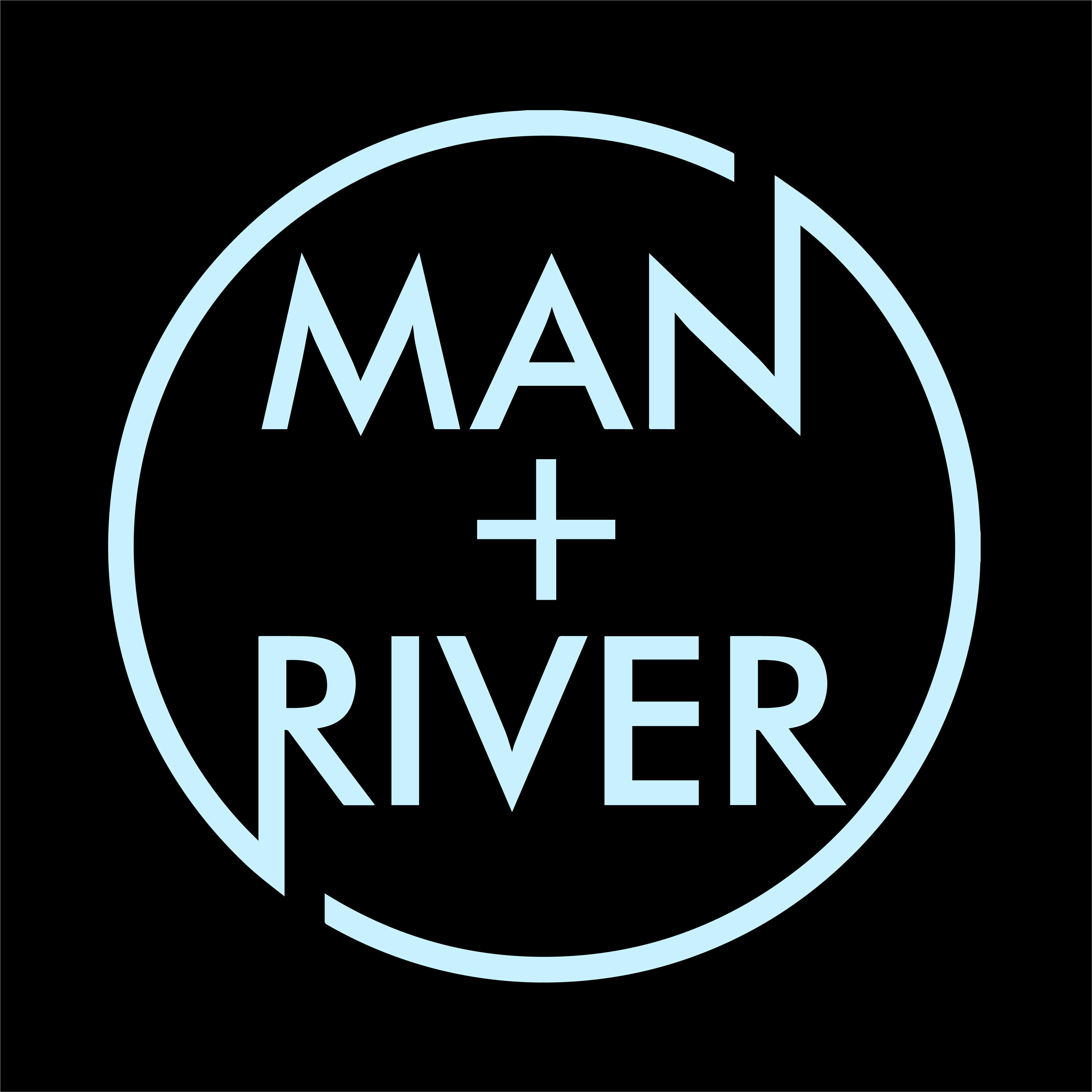 Man + River on YouTube!