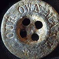 old-ww1-button-1