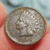 1852 Indian Head Penny found with Equinox 800