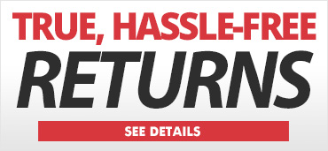 Hassle Free Returns at Kellyco!