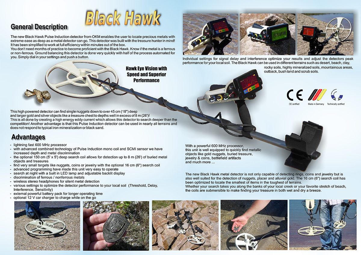 Black Hawk R3 Brochure Page 2