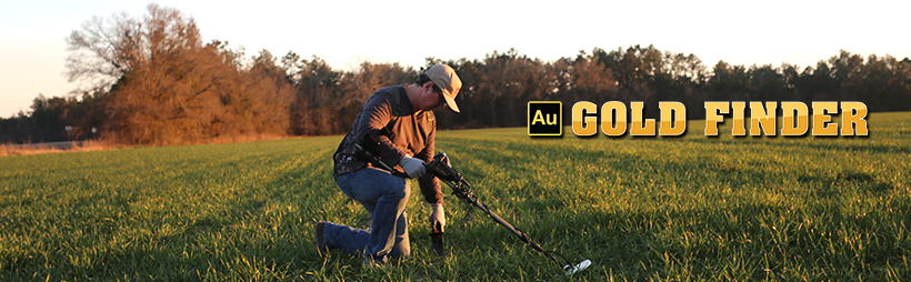 AU Gold Finder Metal Detector