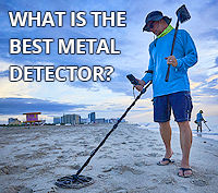 What to look for when buying a metal detector?